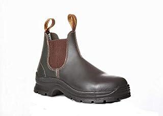 Blundstone Work Boots, 311, Elastic Sided, Steel Toe Safety Footwear.