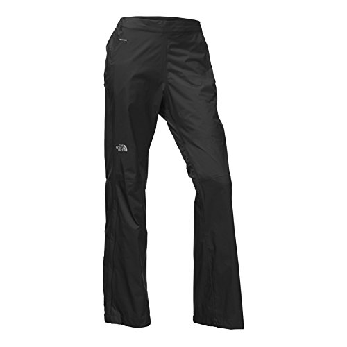 THE NORTH FACE Damen Venture mit halblangem Reißverschluss Hose, TNF Black, XS_REG
