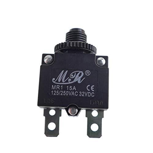 Sicherungsautomat Boot KFZ Sicherung Bootssicherung 12 V (10 Ampere)