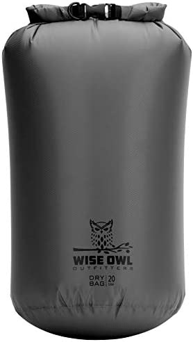 Wise Owl Outfitters Dry Bag Fully Submersible Ultra Lightweight Airtight Waterproof Bags Diamond product image