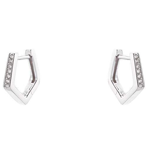 2pcs Hinged Nose Septum Ring Hoop Clicker 925 Sterling Silver 16G 6mm Segment Piercing Daith Helix Earrings Silver/Gold