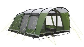 Outwell Flagstaff 5 family tent green 2016 camp tent by Outwell