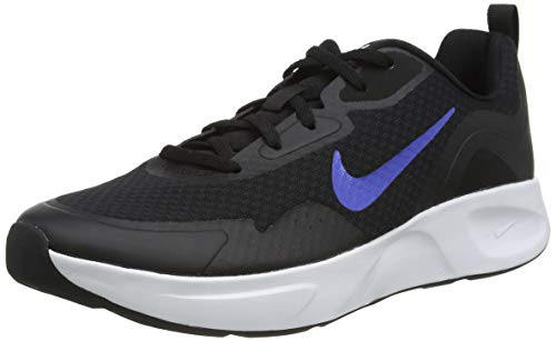 Nike WEARALLDAY, Zapatillas para Correr Hombre, Black Game Royal White, 40 EU