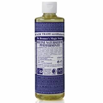 Dr. Bronner's - Flüssigseife- Naturseife - Pfefferminze - 945 ml