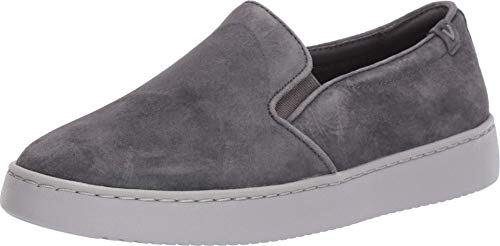 Vionic Avery Pro Suede Charcoal 8.5 W