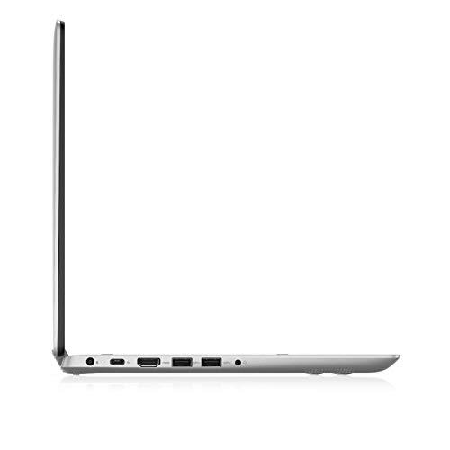 Dell Inspiron 5491 14-inch Laptop (10th Gen i3-10110U/4GB/1TB HDD + 256GB SSD/Windows 10/Integrated Graphics), Platinum Silver
