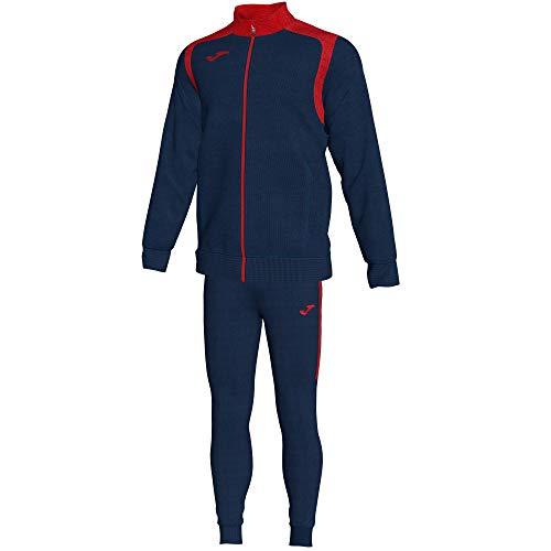 Joma Chándal Champion V 101267 Navy-Rosso Fashion Chándal, 101267_336_S, Azul Marino Rojo,...