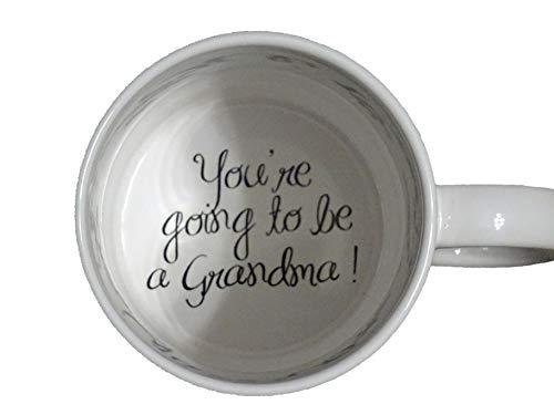 You're Going to be a Grandma Coffee Mug