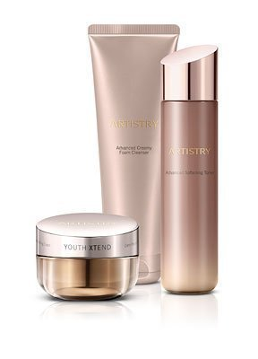 Artistry Youth Xtend Skincare System with Cream by N/A