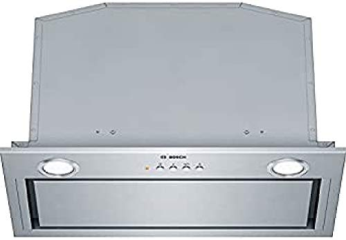 Bosch DHL585B - Campana (650 m³/h, Canalizado/Recirculación, D, A, D, 67 dB)