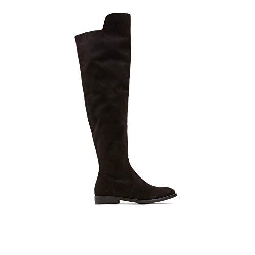 BATA Stivali cuissardes in Suede Donna