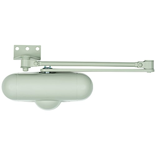 Wright Products WC11 Light Duty Residential Hold Open Door Closer, White