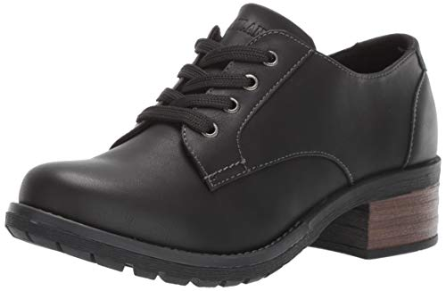 Eastland Women's Trish Oxford, Black, 8 M US