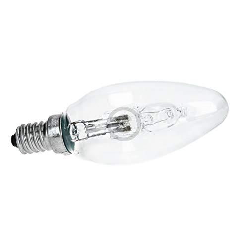Bosch Siemens Neff Balay Constructa 00625761 625761 ORIGINAL Birne Lampe Halogenlampe Dunsthaubenlampe Glühlampe Gewindelampe Glühbirne Kerzenlampe E14 30W 35mm 98mm Dunstabzug Dunstabzugshaube