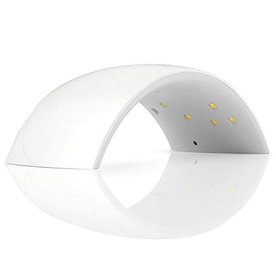 コロニー紀元前能力2タイマー設定のLED UVネイルドライヤー - ネイルライト硬化LEDジェルネイルポリッシュ、プロネイルホーム、サロン