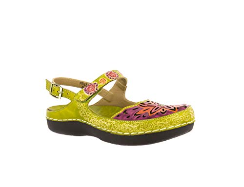 Laura Vita JD2183-2E Bicllyo 02 Sandalias Fashion