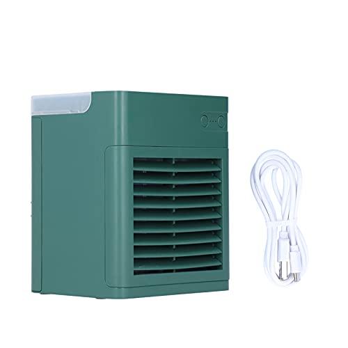 KAKAKE Ventilador de Aire Acondicionado, Ventilador de enfriamiento Enfriamiento rápido Fácil de Usar Seguro de Usar Buen Efecto de enfriamiento para el hogar para la Sala de Estar