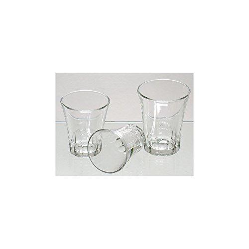 Duralex 5150007 Set 12 x 4 Bicchieri in Vetro Amalfi cl 7 Arredo tavola