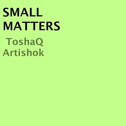 Small Matters cover art