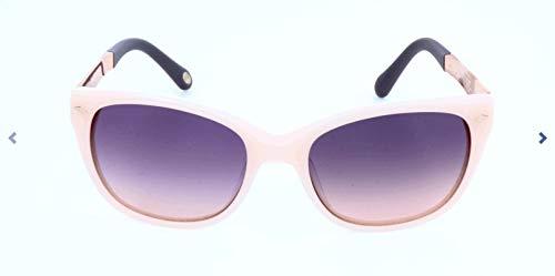 Fossil Sonnenbrille FOS 2012/S Gafas de sol, Rosa (Pink), 55 para Mujer