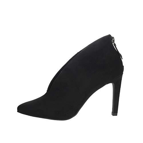 MARCO TOZZI Damen 2-2-25019-25 Stiefelette Mode-Stiefel, Black, 38 EU