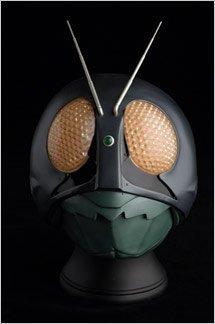 RMW 仮面ライダー旧1号 1/2マスク