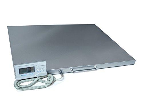 Gima 80211 Báscula Veterinaria Plataforma Acero Inoxidable
