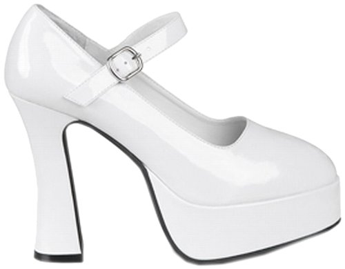 Chaussures disco Blanches FEMMES - Taille 41