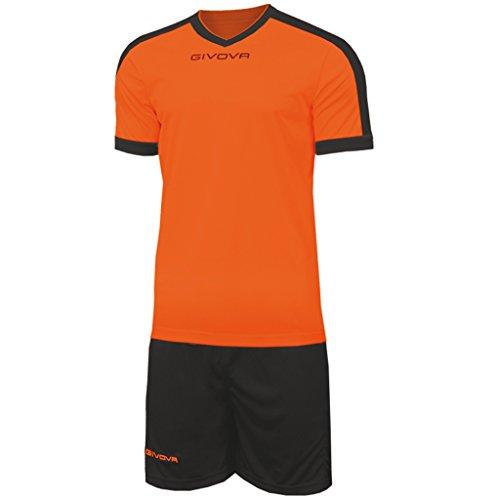 givova Kit Revolution Kit Fútbol Unisex niños
