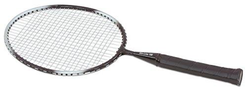 Betzold 3657 - Badminton-Schläger Sport Alu-Line 100 - für Anfänger und Kinder