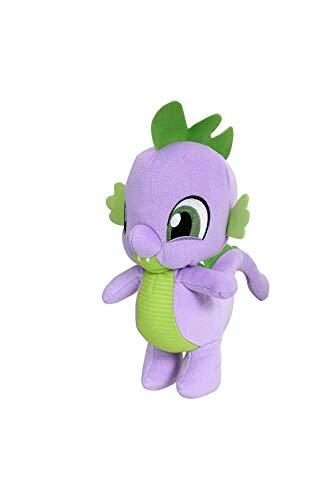 Hasbro - B1819 - Peluche My Little Pony Spike Il Drago Friendship Is Magic - Viola - 20cm