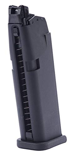 Elite Force Glock 19 Gen3 6mm BB Pistol Airsoft Gun Magazine, 19-Round (GBB Glock 19)
