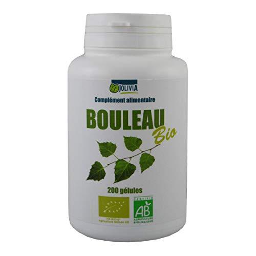 Bouleau Bio - 200 gélules de 230 mg