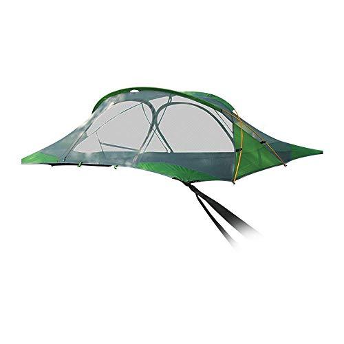 GJNVBDZSF Outdoor-Zelt, Camping Selbstfahrende Zelte Camping-Hängematten Moskitonetz-Hängematten Hängende Zelte Hängender Baum Hängen Camping Baumzelte Sonnenschutzzelte Angeln Winterzelt