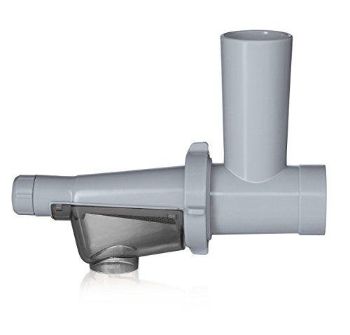 Bosch MFW68660 ProPower Tritacarne, 800 W, Nero / Argento