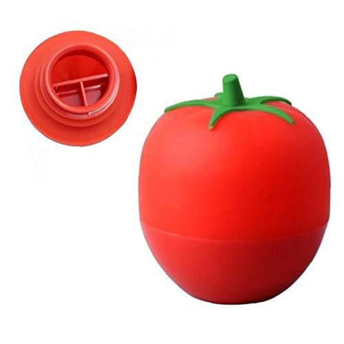 1pc Silikon Lippen Plumping Enhancer Werkzeug Sexy Lippen Plumper Tomate Formte Den Lip Enhancer Voll Thick Lip Plumper Werkzeug-gerät Für Frauen Mädchen (modell B)