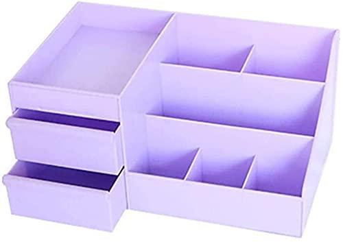 Sistema de la Organización de la oficina de escritorio Sistema de almacenamiento de la caja de almacenamiento de la caja de almacenamiento Cosmetic Soporte de pluma de uso diario Almacenamiento de doc