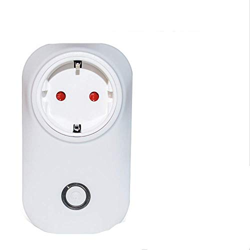 Smart Plug, Smart Socket, Afstandsbediening, Schema en Timer-functie Ai Smart Home Timing Remote Control WiFi Smart conversie socket slimme stekker,dsnmm