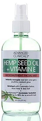 Hemp + Vitamin E