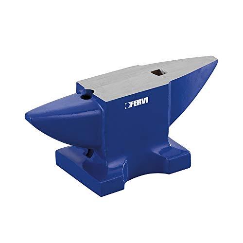 Fervi 0265/05 Enclume en fusion de fonte de 5 kg
