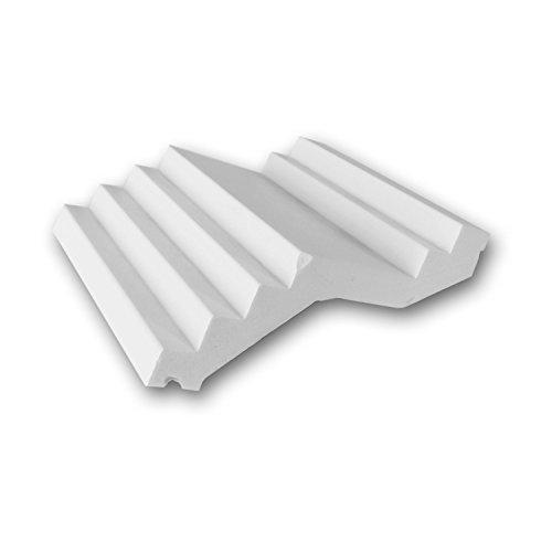 Stuck Zierleiste Orac Decor C400 LUXXUS leiste Eckleiste Dekorleiste Decken gesims | 2 Meter