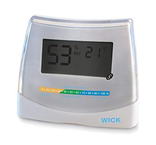 Wick 2-in-1 hygrometer en thermometer W70DA