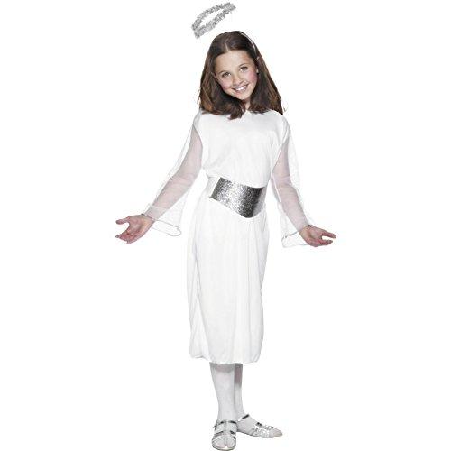 Desconocido Disfraz de ángel de Navidad para niña