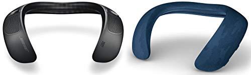 Bose ® SoundWear Companion Lautsprecher, schwarz + Hülle, blau