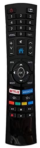 BELIFE® Fernbedienung passend für MEDION RC1818 - MSN:40068557