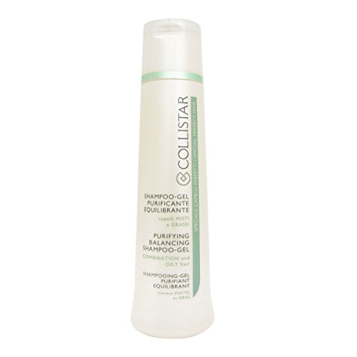 Collistar Purifying Balancing Shampoo Gel 250ml