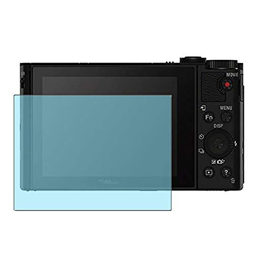 Vaxson 3-Pack Anti Luce Blu TPU Pellicola Protettiva, compatibile con Sony DSC-Hx90, Screen Protector Film [ Non Vetro Temperato ]