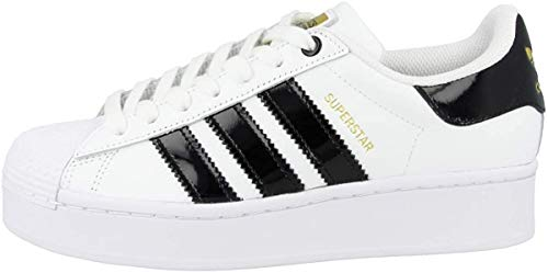 adidas Superstar Bold, Sneaker Mujer, Footwear White/Core...