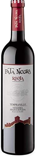 Pata Negra Vendimia Seleccionada - Vino Tinto D.O. Rioja - 1 Botella x 750 ml