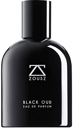 ZOUSZ Eau De Parfum für Männer - Luxuriöses Oud-Parfüm mit Black-Oud-Holzöl - Premium-Duft mit Sandelholz, Zedernholz & Patschuli - Vegane Pflegeprodukte für Männer, ohne Tierversuche - 100mL